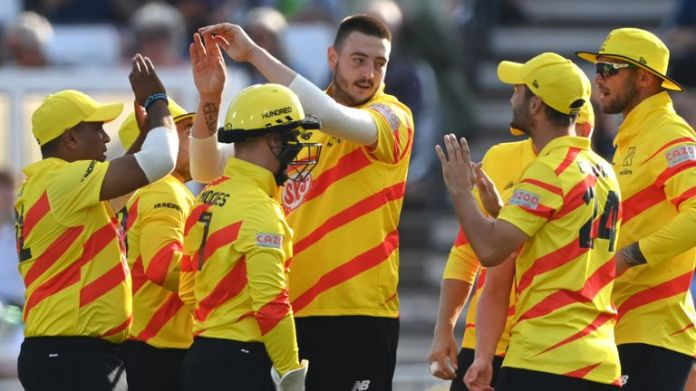 Trent Rockets off-spinner Matt Carter was called into the side and impressed with figures of 2-17 (Getty Images)