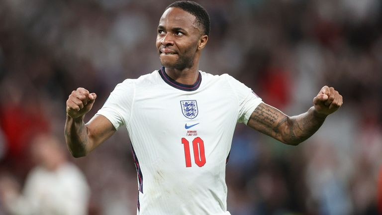 Raheem Sterling's brilliance has been key to England's success at Euro  2020, says Jamie Carragher | Football News | Sky Sports