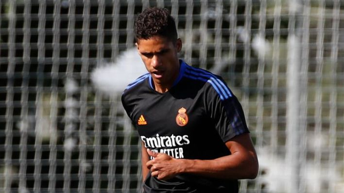Manchester United have confirmed a deal has been agreed with Real Madrid to sign Raphael Varane (Getty)