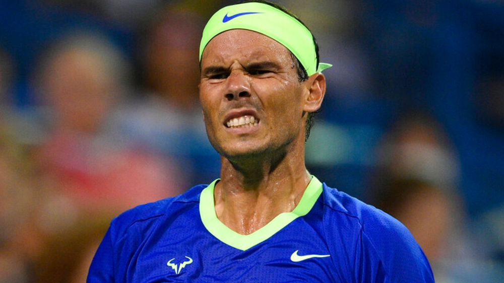 Rafael Nadal out of the US Open having called time on his season due to a  foot injury   Tennis News   Sky Sports