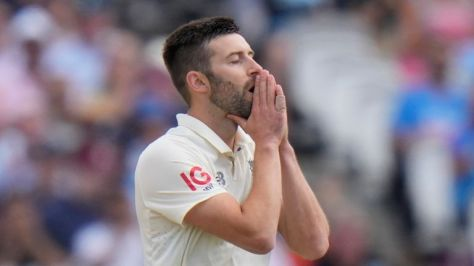 Mark Wood sustained a shoulder injury at Lord's and will miss England's third Test vs India