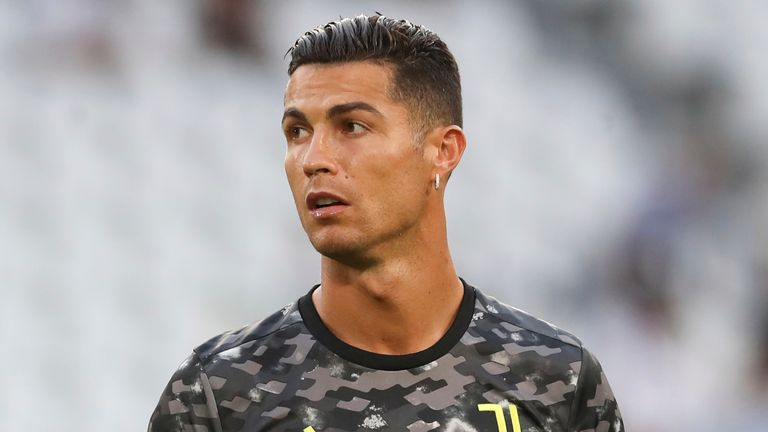 Ronaldo AP