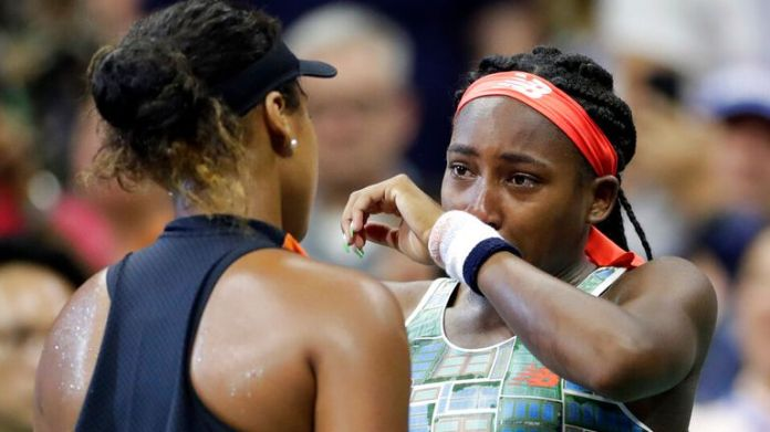 Osaka hopes her rivalry with teenager Gauff can one day eclipse that of Roger Federer and Rafael Nadal
