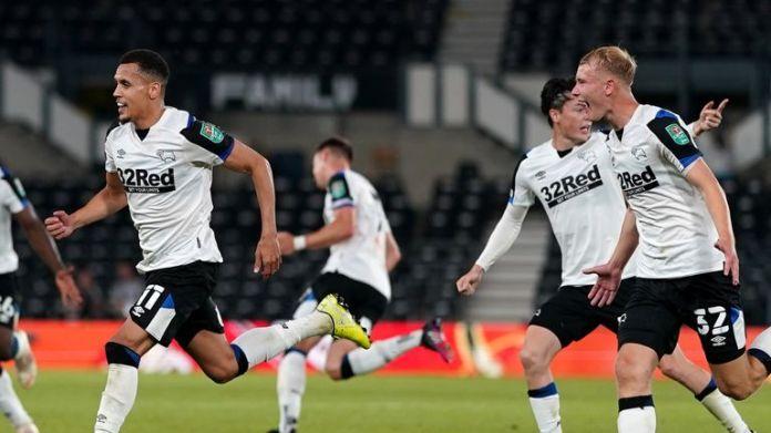 Ravel Morrison's strike sent the game to penalties