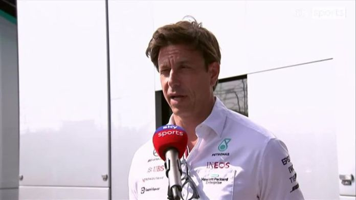 Toto Wolff says Mercedes will wait until
