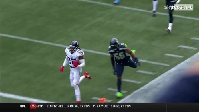 Derrick Henry broke loose off the edge for an explosive 60-yard touchdown.