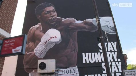 Why Usyk would be Joshua's greatest win