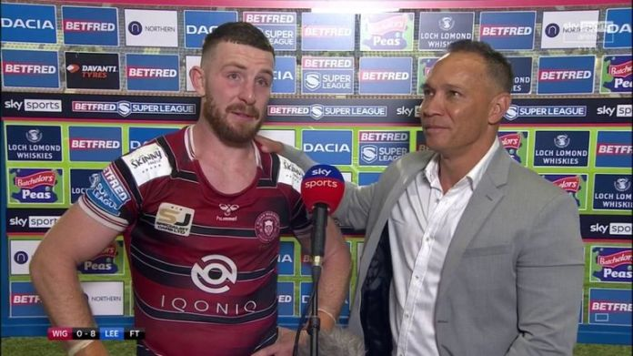 Wigan head coach Adrian Lam and Jackson Hastings will now both be leaving the club after their disappointing elimination from the play-offs at the hands of Leeds.