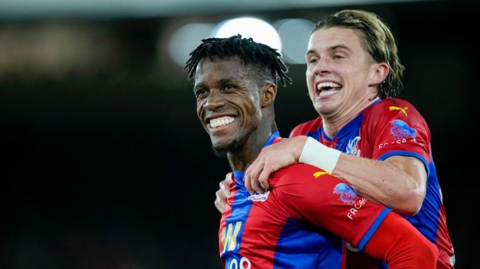 Connor Gallagher impressed again for Palace