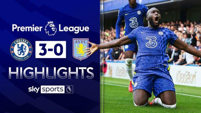 Chelsea 3-0 Aston Villa