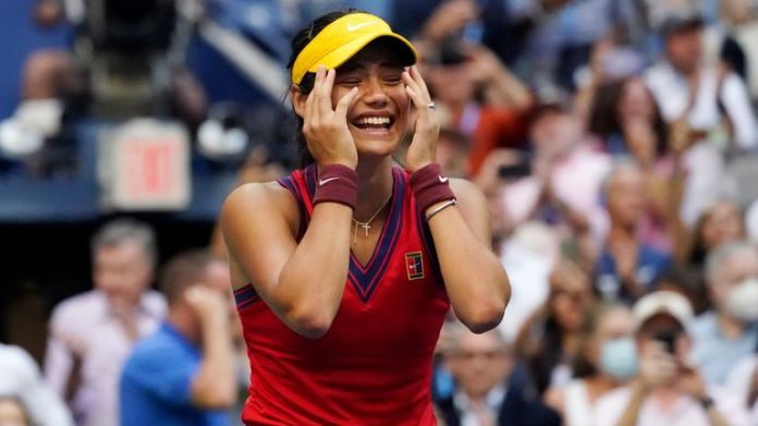 Emma Raducanu beat Leylah Fernandez to win the US Open in just her fourth senior level tournament and become the first qualifier to win a Grand Slam singles title