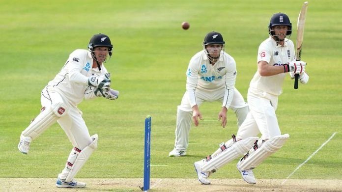 England lost their two-match Test series 1-0 to New Zealand this year