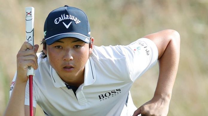 Min Woo Lee won the Scottish Open earlier in the season