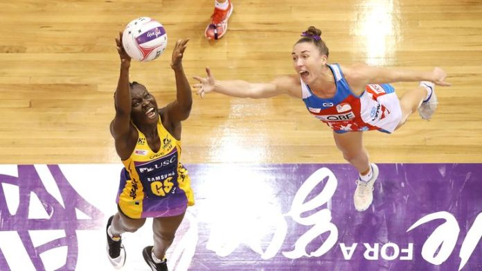 Proscovia is one of the world's leading goal shooters
