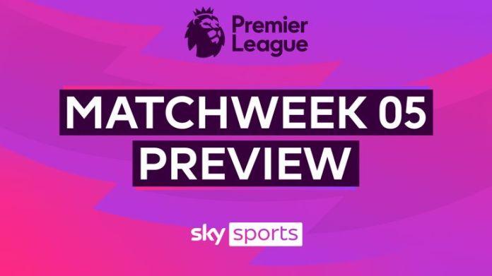 PL Preview: Matchweek 5