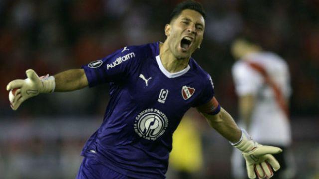 Independiente: Sampaoli quiere que Campaña sea el arquero de ...