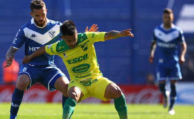 Superliga Argentina Vélez Vs Defensa Y Justicia En Vivo