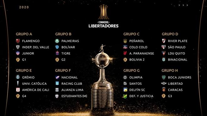 Image result for copa libertadores 2020