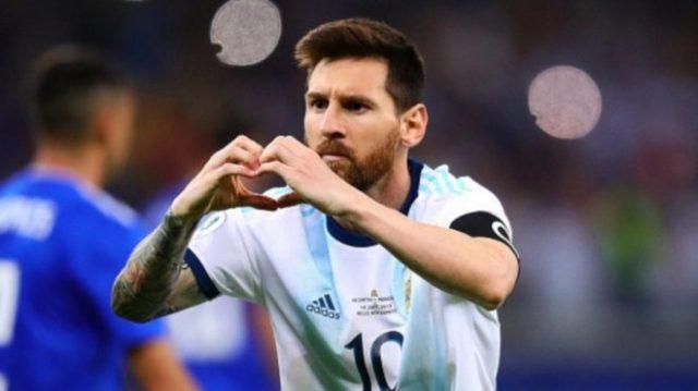 Selección Argentina: Messi tendrá que esperar un año más | MARCA Claro  Argentina