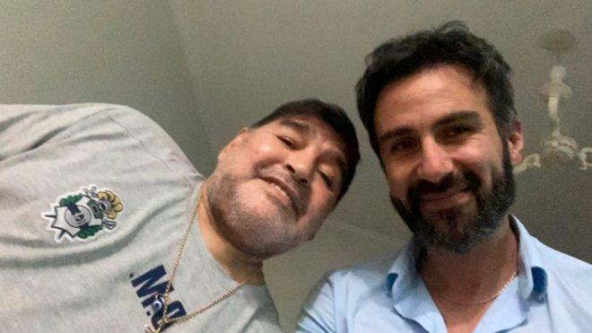 Muere Maradona: Leopoldo Luque, imputado por homicidio culposo de Diego  Maradona | MARCA Claro Argentina