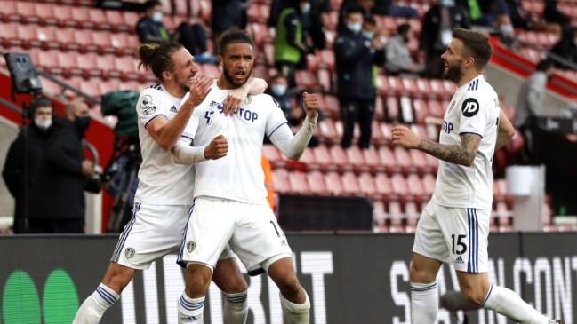 Southampton 0-2 Leeds: El Leeds de Bielsa gana al Southampton y apura sus opciones europeas | MARCA Claro Argentina
