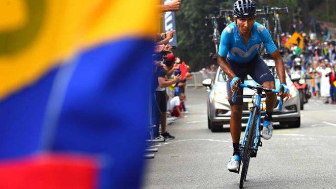 Resultado de imagen para nairo colombiana