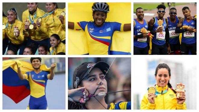 Resultado de imagen para panamericanos colombia