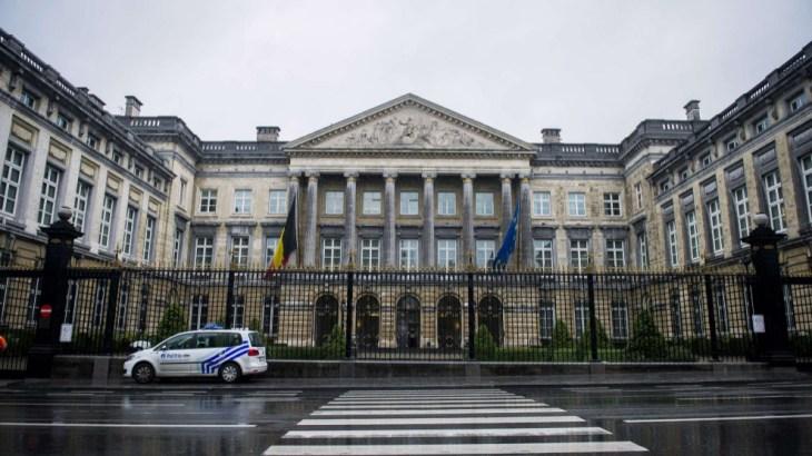 El Parlamento federal belga, evacuado tras un aviso de bomba ...