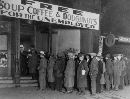 Resultado de imagen para Fotos de de la Gran Depresión estadounidense