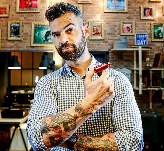 La Vida Tatuada De Sergio Ramos Cronica Home El Mundo