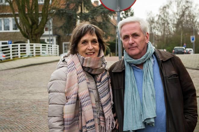 Resultado de imagen para Robina van Lanschot y su marido, Paul Wessels