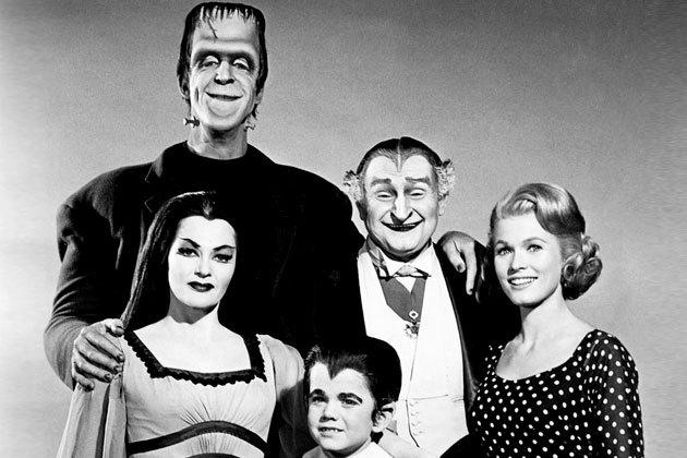 Resultado de imagen para la familia monster