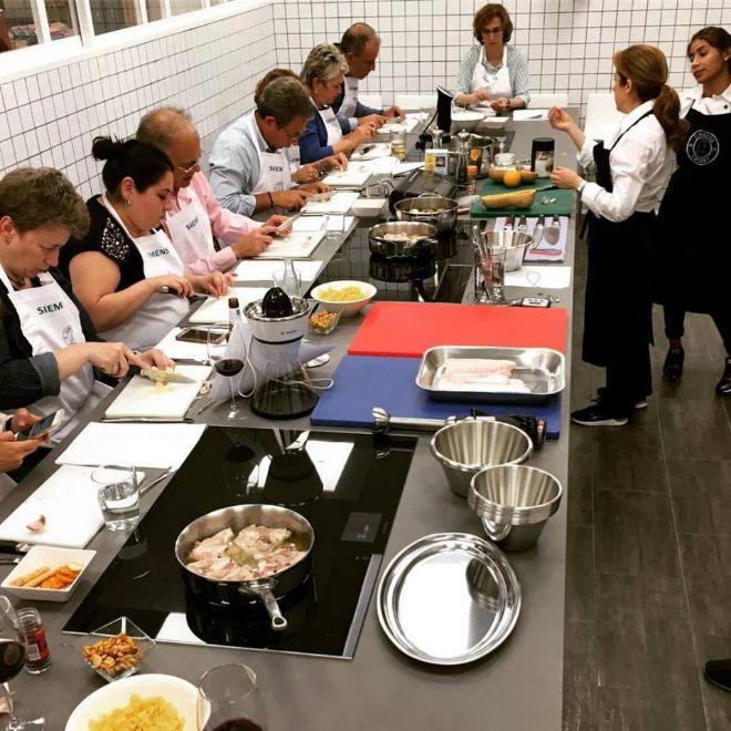 Chef en los ratos libres los mejores cursos de cocina