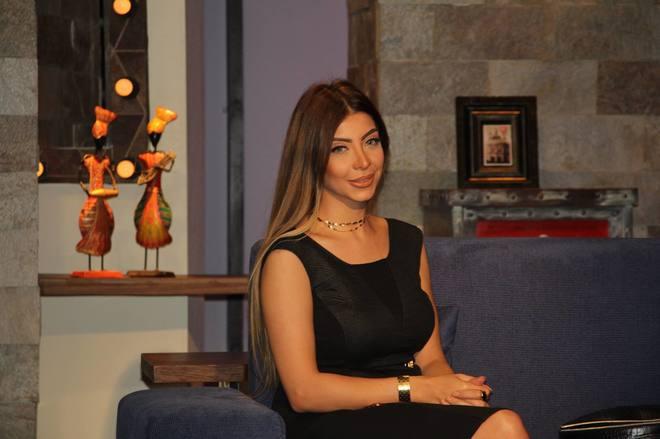 La periodista egipcia Doaa Salah.