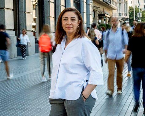 Hannan Serrouk, coordinadora del Área de Estudios islámicos del GEE