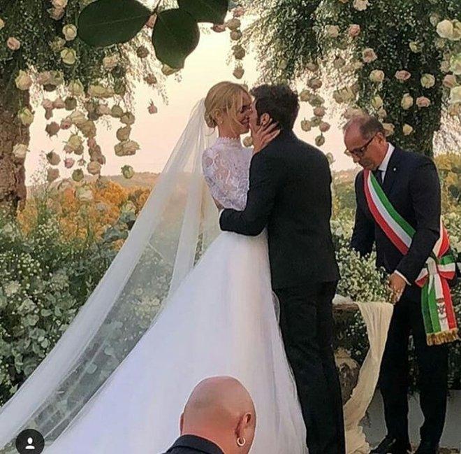 Por fin se casan Chiara Ferragni y Fedez una boda con ms de 20 millones de invitados  Famosos