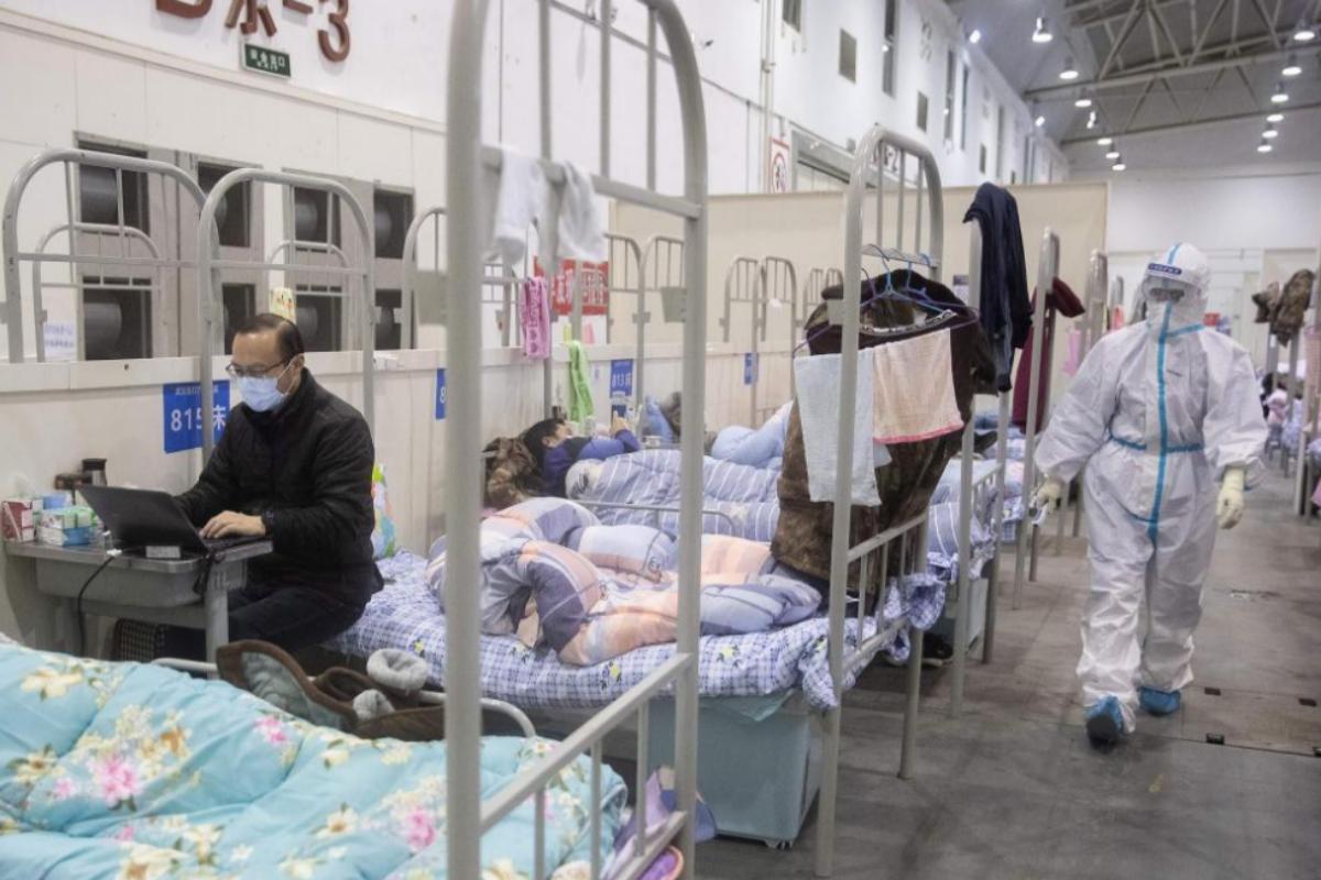 El director de un hospital de Wuhan muere de coronavirus Cov-19