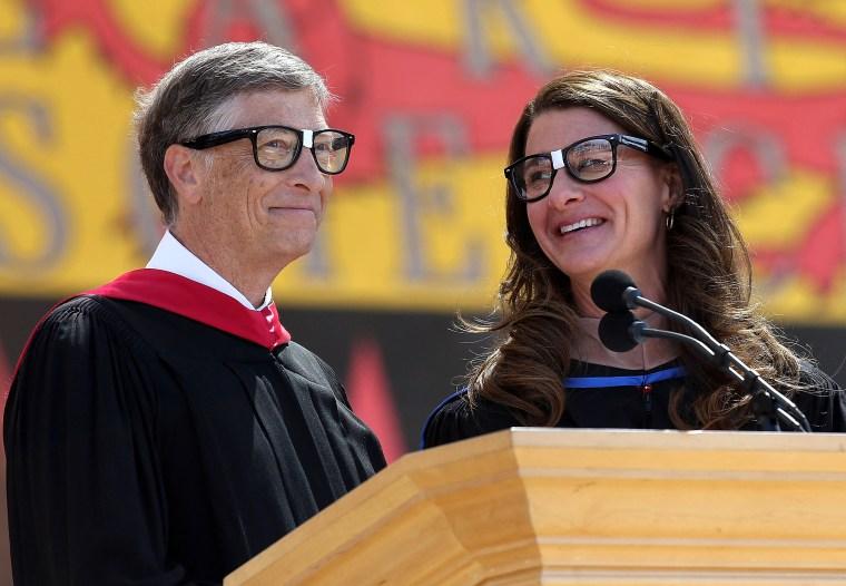 Bill Gates y su esposa Melinda anuncian su divorcio tras 27 años juntos    LOC