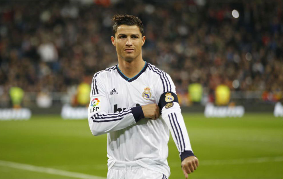 Cristiano Ronaldo Is The New Captain Of Real Madrid