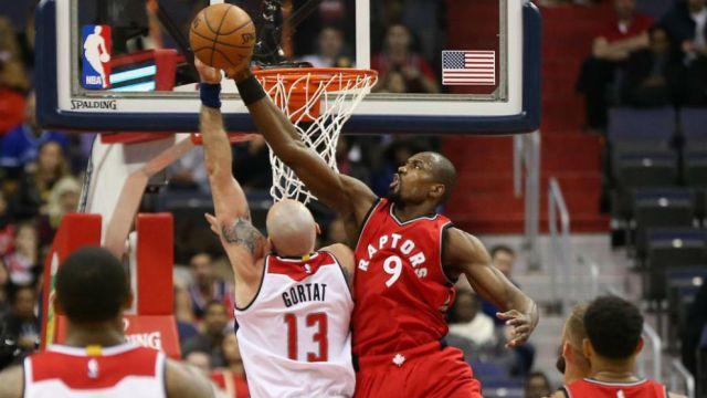 Resultado de imagen para Toronto Raptors vencieron a los Wizards de Washington.
