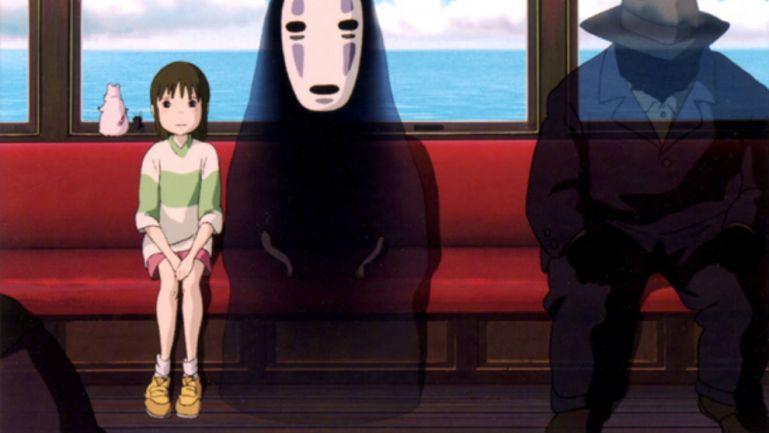 4. 'El viaje de Chihiro' (2001)