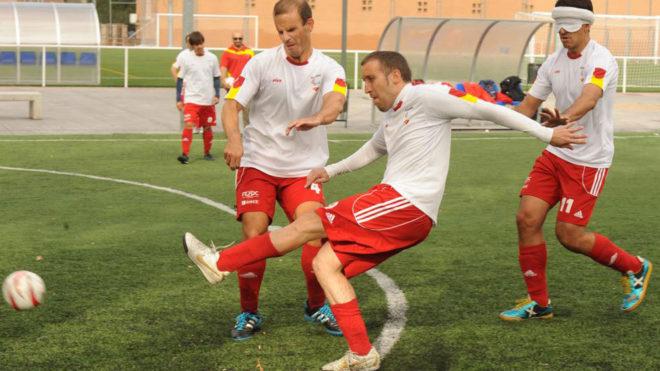 'El Niño' durante un entrenamiento con la selección en 2014.