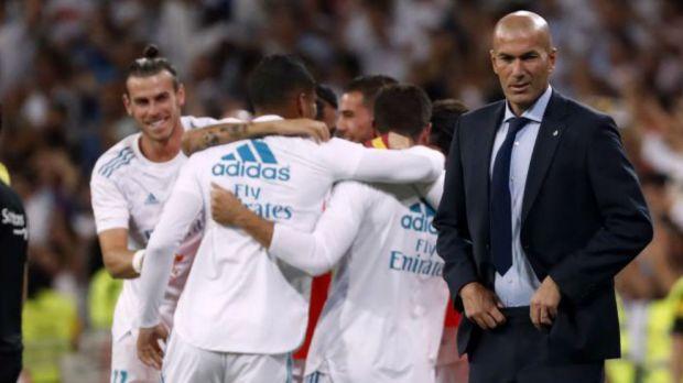Zidane Oo Shaaca Ka Qaaday Sirta Ka Dambeysay Inuu Guulo Deg Deg Ah La Gaaro Real Madrid