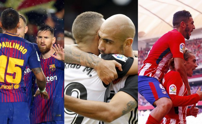 Laliga Have Three Unbeaten Sides After Eleven Games For
