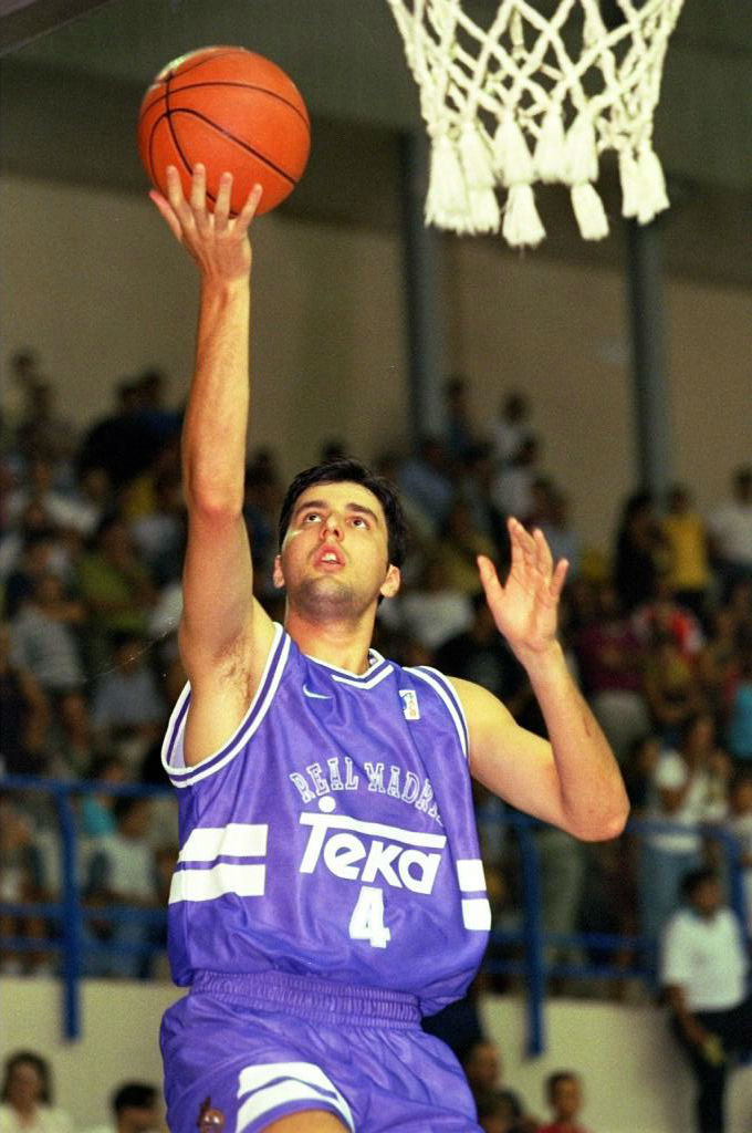 Dejan Bodiroga, Real Madrid