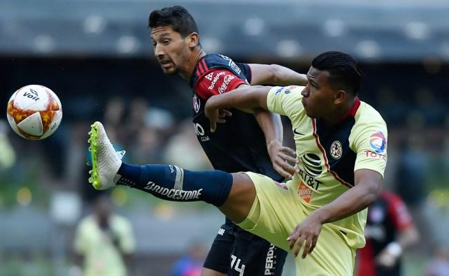Liga Mx Apertura 2018 América Vs Atlas Resumen