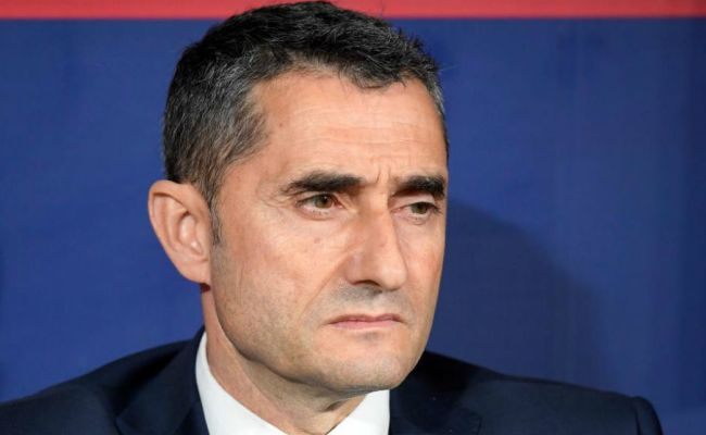 Transfer Market Fc Barcelona Valverde Changes The Team