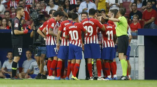 Atletico Madrid: Simeone has used more players than any ...