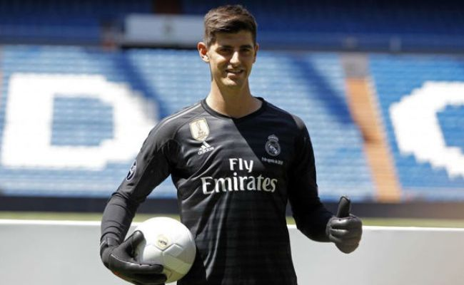Real Madrid The Signing Of Courtois Was The Bargain Of
