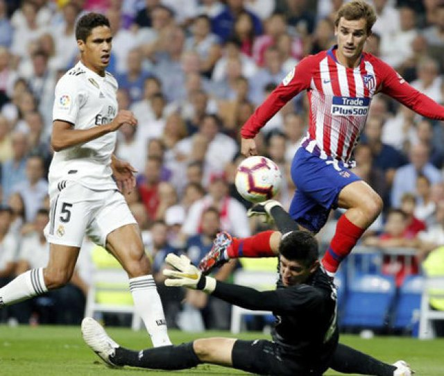 Laliga Santander Real Madrid Vs Atletico Madrid Fabulous Madrid